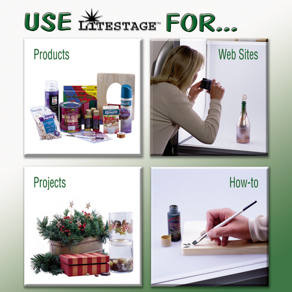 Use Litestage For:
